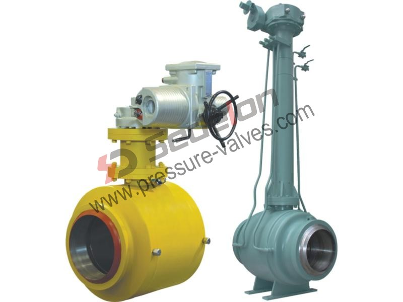 Butt Weld Ball Valve 26