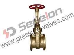 Big Size Bronze Gate Valve