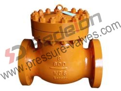 Alloy Check Valves